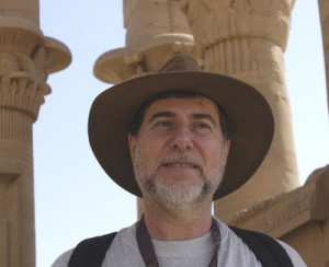 Indiana Jones wanna at the Temple of Philae