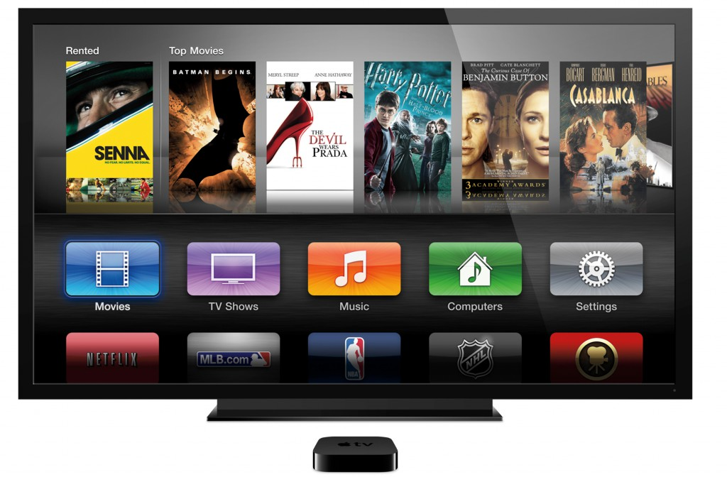 Apple TV, Image: Apple